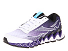 Reebok ZigUltra (White/Black/Ultra Violet/Blue Blink) Women's Running Shoes