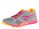 Reebok SubLite TR 2.0 (GP - Flat Grey/Candy Pink/Neon Orange) Women's Running Shoes