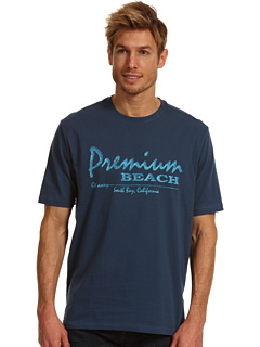 SALE! $15 - Save $15 on Caribbean Joe Premium Beach Tee (Foam Blue) Apparel - 50.00% OFF $30.00