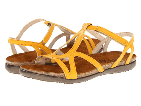 Naot Footwear - Dorith (Sunshine Leather) Women's Sandals