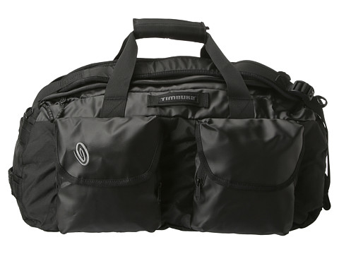 Timbuk2 - Navigator Duffel (Medium) (Black) Bags