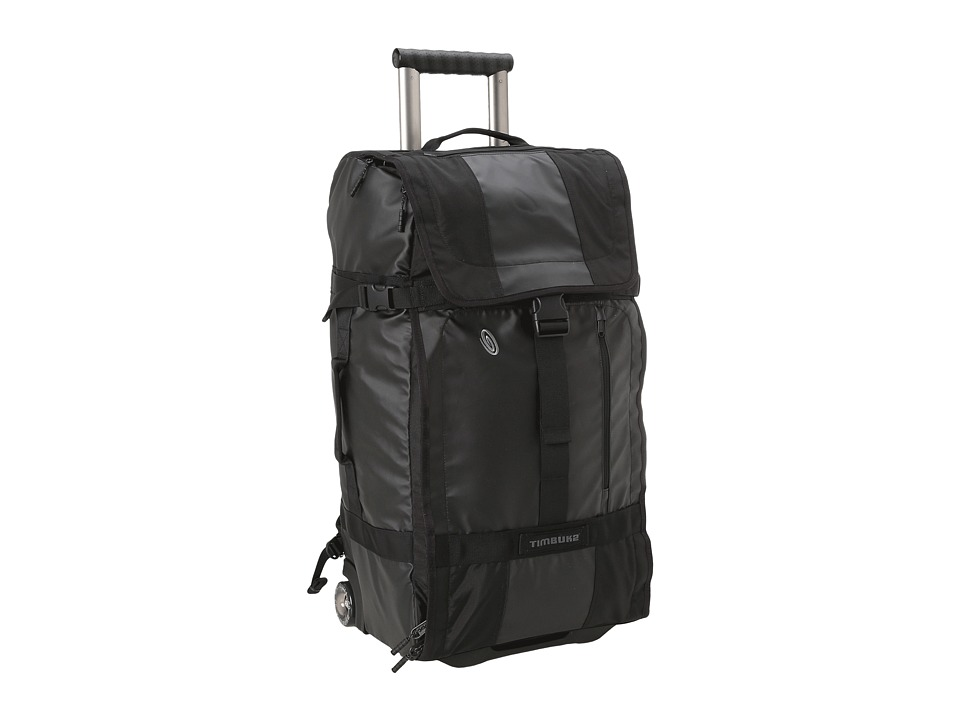 Timbuk2 - Aviator Wheeled Pack (Large) (Black) Bags