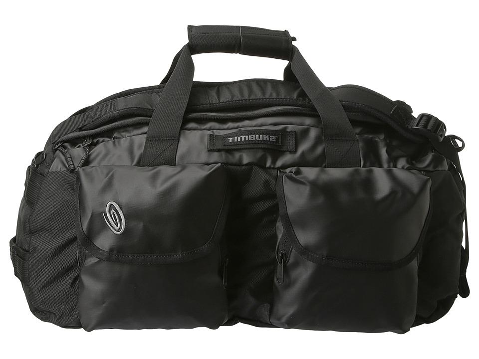 Timbuk2 - Navigator Duffel (Small) (Black) Duffel Bags
