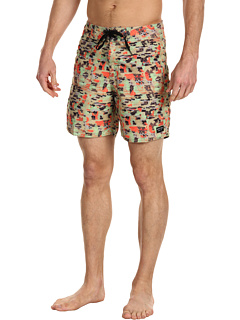 SALE! $14.99 - Save $35 on Brixton Beacon Boardshort (Multi Camo) Apparel - 70.02% OFF $50.00