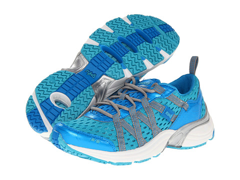 Ryka - Hydro Sport (Detox Blue/Twinkle Blue/Chrome Silver) Women's Cross Training Shoes