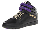 Reebok - Dance UrLead Mid 2.0 (Black/Flint Grey Metallic/Ultra Violet)