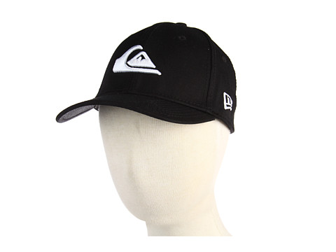 Quiksilver - Ruckis (Little Kids) (Black) Caps