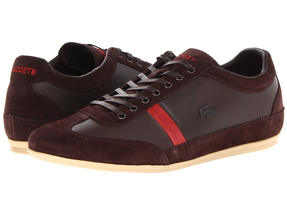 Lacoste - Misano 22 (Dark Brown) Men