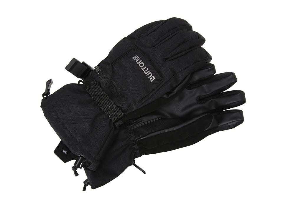 Burton Baker 2-In-1 Glove (True Black) Snowboard Gloves