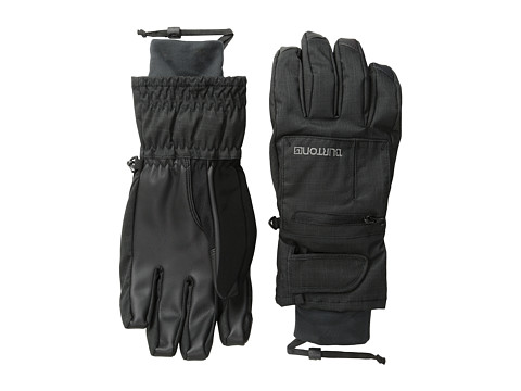 Burton - Baker 2-In-1 Under Glove (True Black) Snowboard Gloves