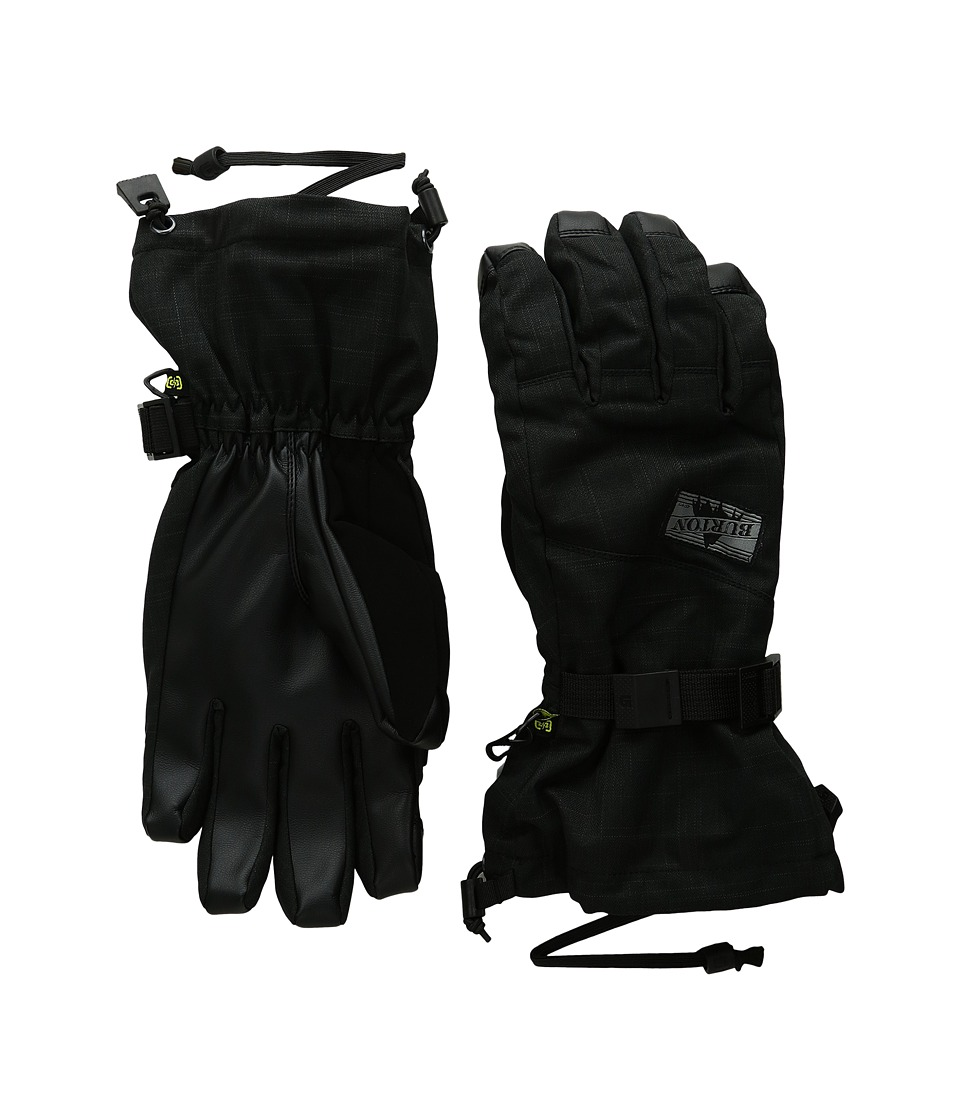Burton Approach Glove (True Black FA 13) Snowboard Gloves