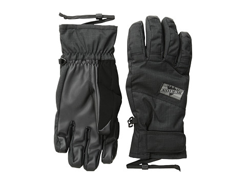 Burton - Approach Under Glove (True Black) Snowboard Gloves