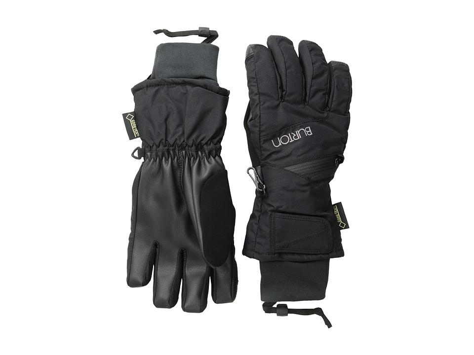 Burton - WMS GORE-TEX Under Glove (True Black FA 13) Snowboard Gloves
