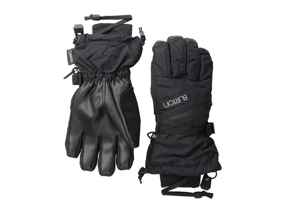 Burton - WMS GORE-TEX Glove (True Black FA 13) Snowboard Gloves