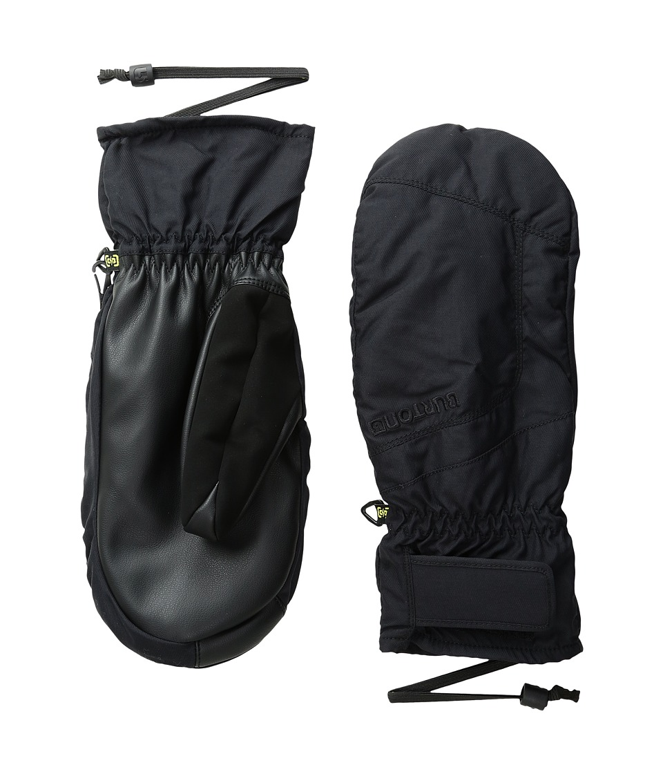 Burton Profile Under Mitt (True Black FA 13) Snowboard Gloves