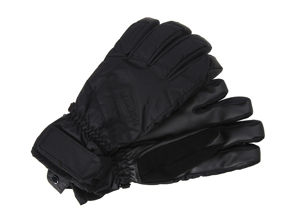 Burton - Profile Under Glove (True Black) Snowboard Gloves
