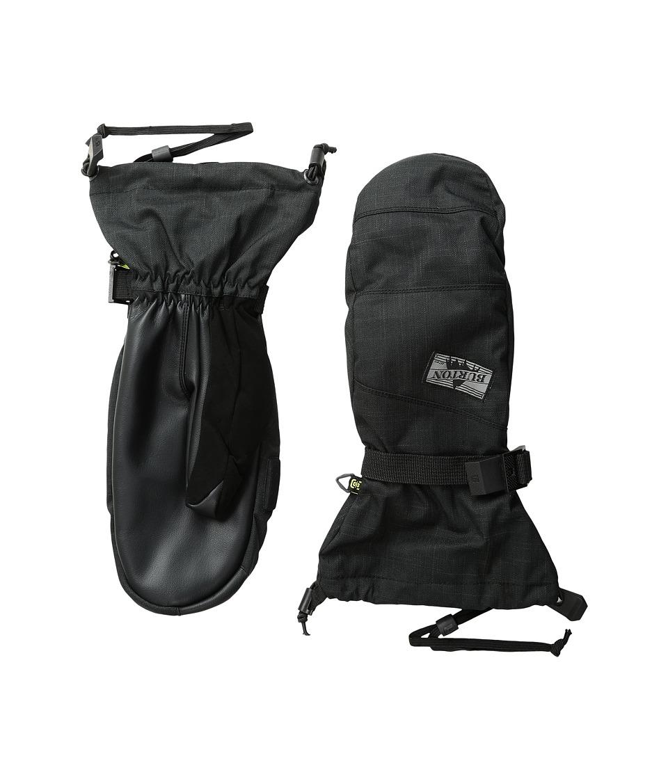 Burton - Approach Mitt (True Black FA 13) Snowboard Gloves