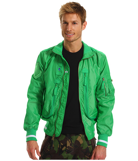 UPC 640631703385 - Alpha Industries Dynamic Jacket (Apple Green ...