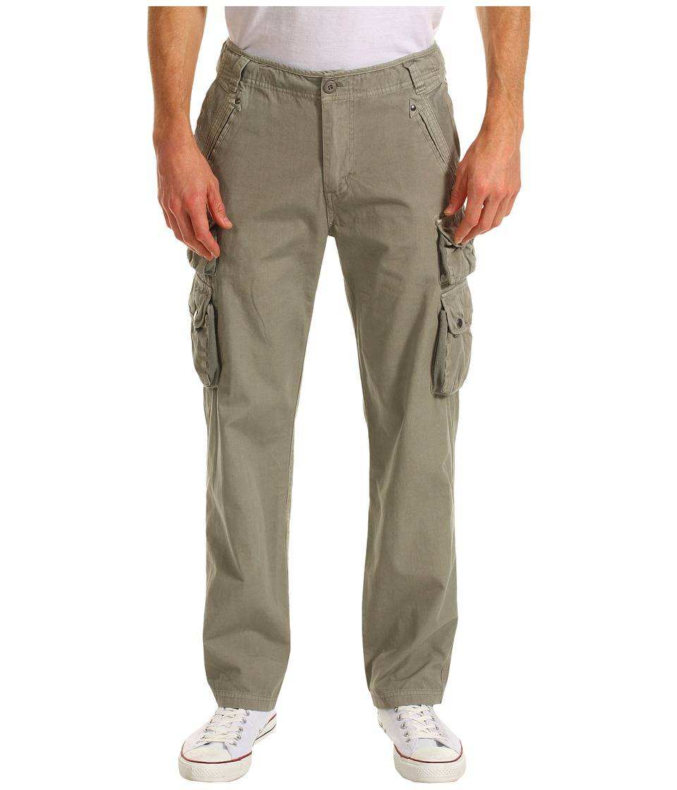 Alpha Industries - Century Pant (Pebble Grey) Men's Casual Pants
