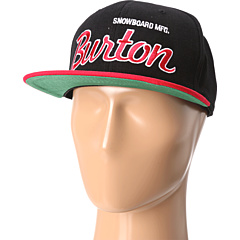 SALE! $16.99 - Save $12 on Burton Standard (True Black FA 13 Burner) Hats - 41.41% OFF $29.00