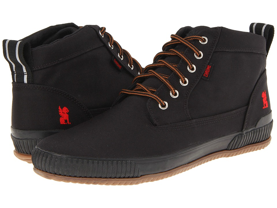 Chrome - 415 Workboot (Black) Lace-up Boots