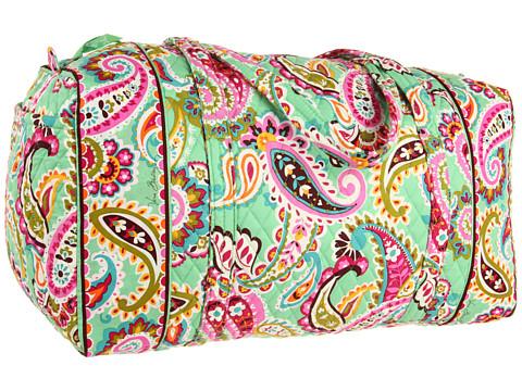 Vera Bradley - Large Duffel (Tutti Frutti) Duffel Bags