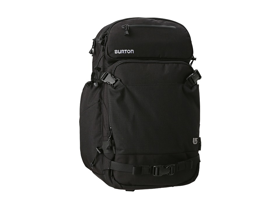 Burton - Focus Camera Pack (True Black) Backpack Bags