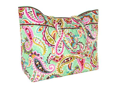 Vera Bradley - Grand Tote (Tutti Frutti) Tote Handbags