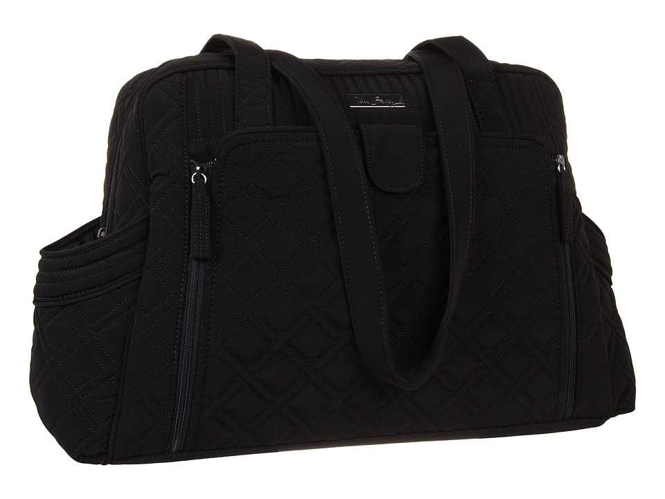 Vera Bradley - Make a Change Baby Bag (Black) Diaper Bags