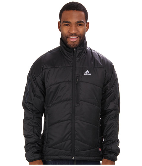 adidas Outdoor - Terrex Swift PrimaLoft Jacket (Black 1) Men