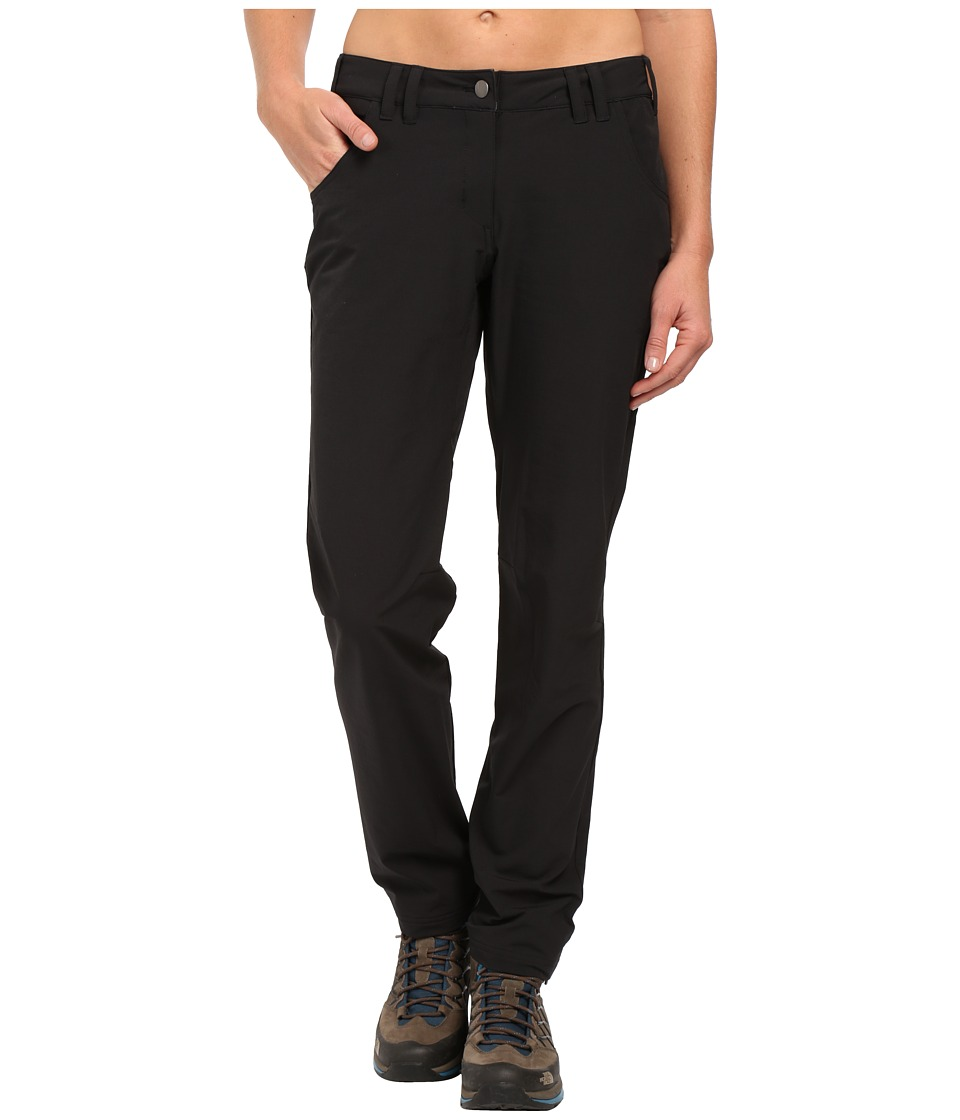 adidas Outdoor - Hiking Comfort Pants (Black) Women