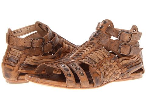 Bed Stu - Claire (Teak) Women's Sandals