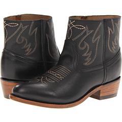 Dolce Vita Camilla (Black Leather) Footwear