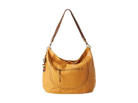 Upc 711640446850 Product Image For The Sak Indio Hobo Ochre Brushed Leather Handbags