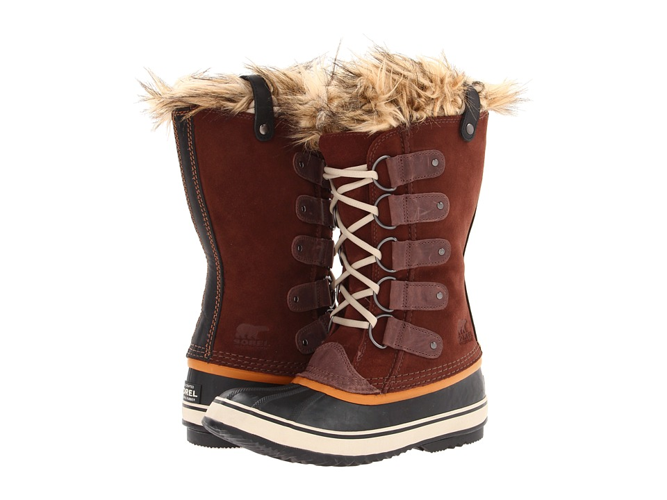 SOREL - Joan of Arctic (Tobacco/Sudan Brown) Women's Waterproof Boots