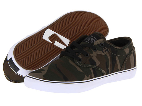 Globe - Motley (Green Camo) Men