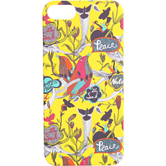 SALE! $11.99 - Save $8 on Sakroots Artist Circle iPhone 5 Case (Lemon Peace Print) Electronics - 40.05% OFF $20.00