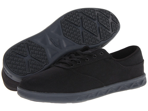 Globe - Lyte (Black/Vintage Black) Men's Skate Shoes