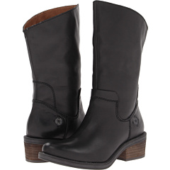 Calvin Klein Jeans Gracie Leather (Black Leather) Women's Boots