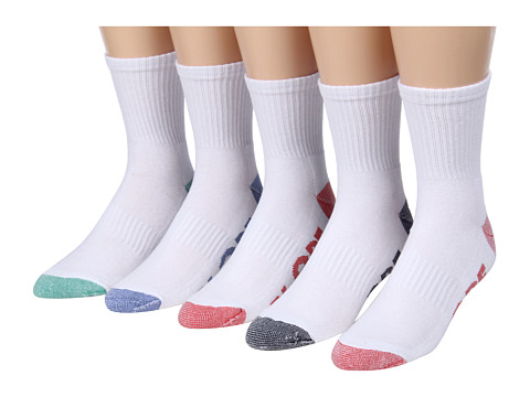 Globe - Marle Crew Sock (5 Pack) (Multi) Men