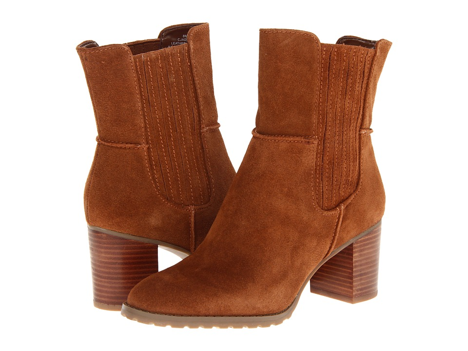 Circa Joan & David - Adine (Cognac Suede) Women's Boots