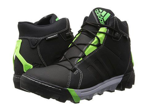 adidas Outdoor - Slopecruiser CP (Black/ Ray Green) Men's Shoes