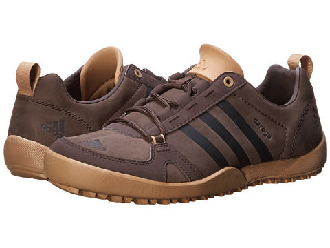 adidas Outdoor - Daroga Two 11 Lea (Mustang Brown/ Craft Canvas) Men's Shoes
