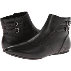 Born Clarissa (Black Full Grain) Footwear