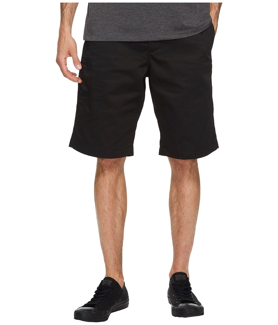 RVCA - Americana Short (Black) Men's Shorts