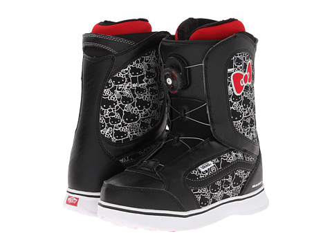 Vans - Encore (Hello Kitty/Black) Women's Snow Shoes