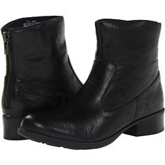 Born Mabel (Black Full Grain) Footwear