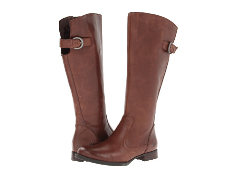 Born - Lottie (Dark Tan Full Grain) Women