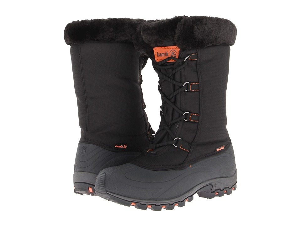 Kamik - Rival (Black) Women's Cold Weather Boots