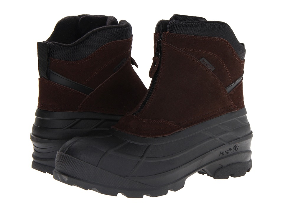 Kamik - Champlain (Dark Brown) Men